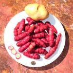 Mongolian potatoes